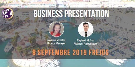 Business Presentation billets
