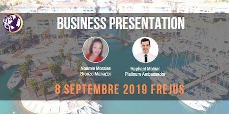 Business Presentation tickets