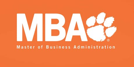 SPARTANBURG - Midday Clemson MBA Info Session tickets