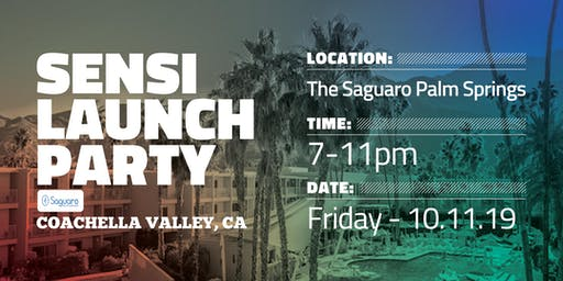 Sensi Magazine Coachella Valley Launch Party 10.11.19