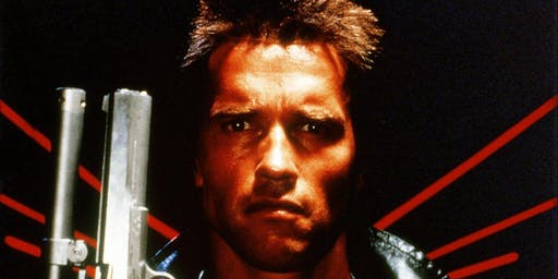 Movies of the '80s: THE TERMINATOR starring Arnold Schwarzenegger