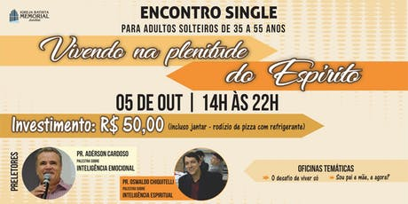 ENCONTRO SINGLE ingressos