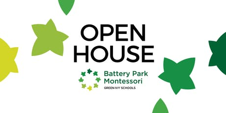Battery Park Montessori Open House tickets