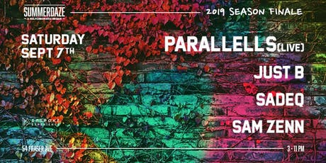 Summerdaze Season Closing Party with Parallells (live) tickets