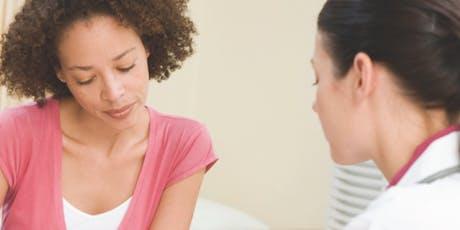 RESEARCH IN MINORITY WOMEN Seminar tickets