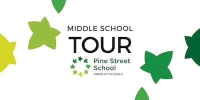 Pine Street School: Middle School Tour