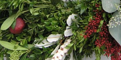 Express Yourself: Holiday Wreath Creation