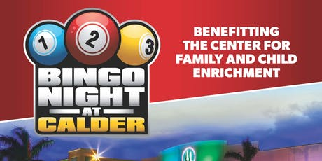Bingo Night at Calder tickets