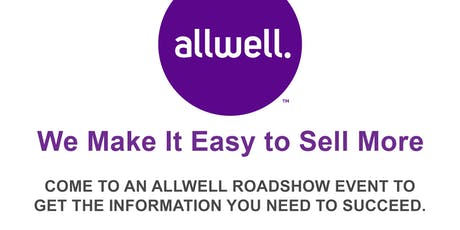 Allwell 2020 Benefits Roadshow tickets