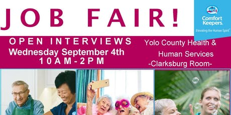 Comfort Keepers tickets