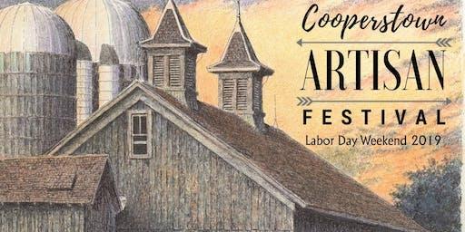Cooperstown Artisan Festival