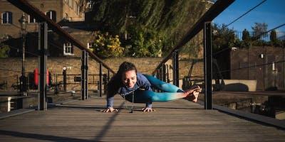 Autumn Yoga Wednesdays North London last October series
