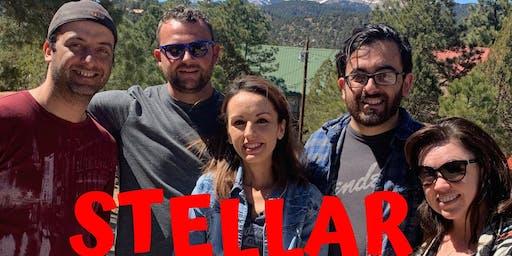 Stellar Band Returns to Sacred Grounds