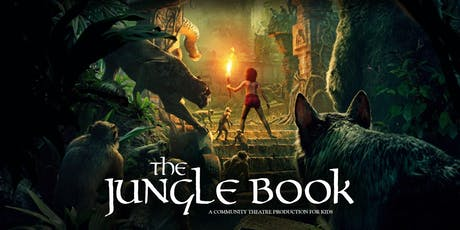 Free Drama Session in Brampton The Jungle Book, a kids theatre production. tickets
