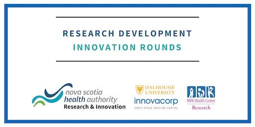 "NSHA ""Innovation Rounds""- TBA with Dr. Srinivas Sampalli"