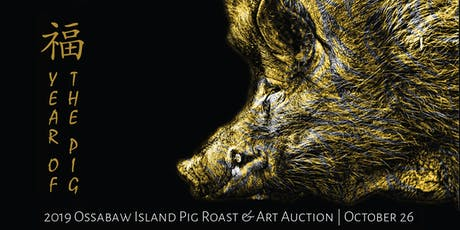 2019 Ossabaw Island Pig Roast & Art Auction tickets