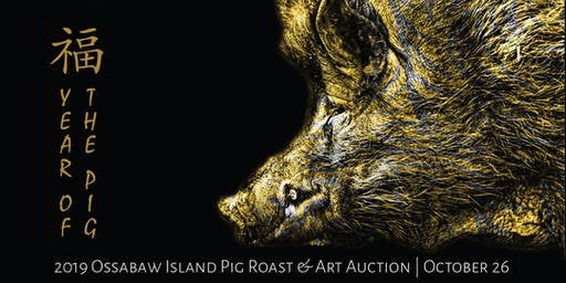 2019 Ossabaw Island Pig Roast & Art Auction