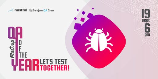 "QA Meetup ""Let's Test Together"""