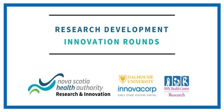 NSHA Innovation Rounds. A quick and portable new blood testing device. tickets