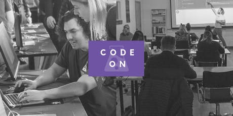 CODE ON - Intro to Web Development | Powered by DevPoint Labs tickets