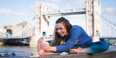 Autumn Yoga Wednesdays North London last of October series