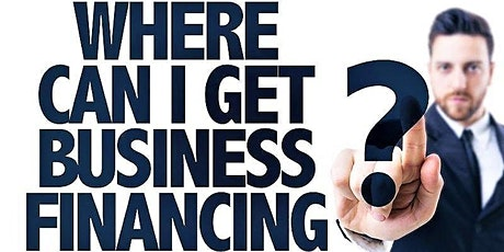 Where Can I Get Business Funding - Wichita tickets