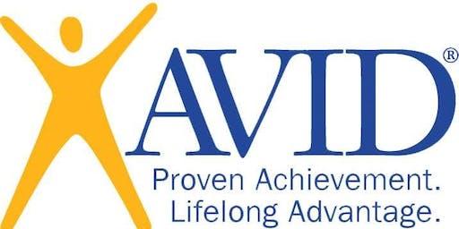 AVID Tutor Training