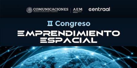 2do. Congreso de Emprendimiento Espacial boletos