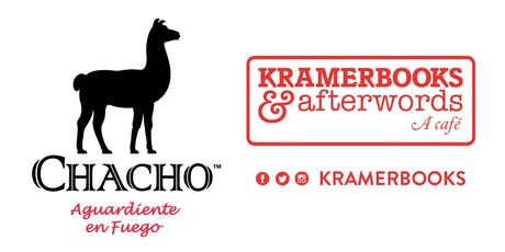 Chacho Liquor Tasting at Kramerbooks tickets