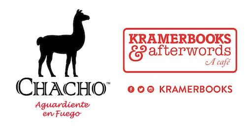 Chacho Liquor Tasting at Kramerbooks