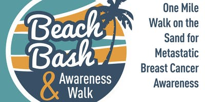 Metastatic Breast Cancer Awareness Fun Run & Beach Party W/ Live Music