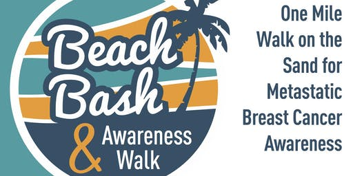Metastatic Breast Cancer Awareness Fun Run & Beach Party W/ Live Music