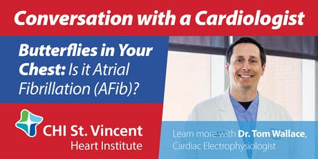 Conversation with a Cardiologist - Dr. Tom Wallace tickets