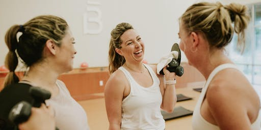 Barre3 at Diane Matthews School of Dance Arts with Lindsey