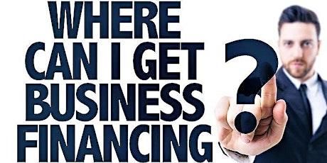 Where Can I Get Business Funding - Albuquerque tickets