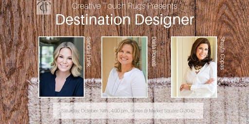 Destination Designer - High Point Market Event