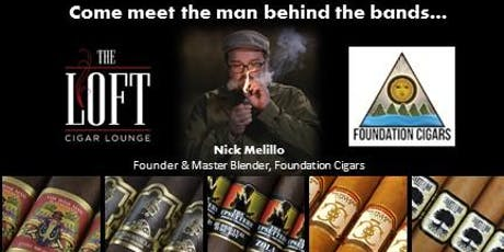 An Exclusive Cigar Event at The Loft Cigar Lounge tickets