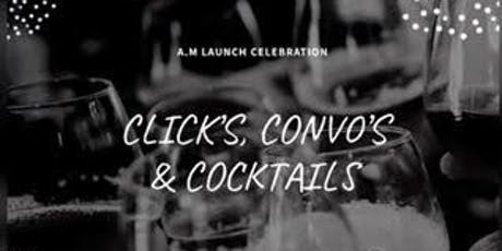 Click's, Covo's & Cocktails tickets