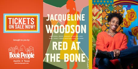BookPeople Presents Jacqueline Woodson tickets