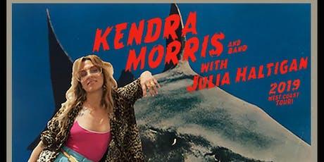 Kendra Morris & Julia Haltigan tickets