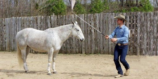 Confidence, Trust and Solid Minds - Russ Krachun Kozak Horsemanship Clinic