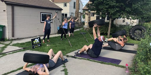 Backyard Burpees & BBQ
