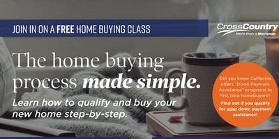 Home Buying Process Made Simple: Home Buying Class