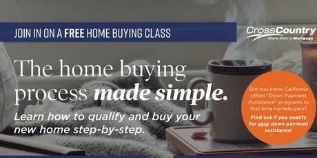 Home Buying Process Made Simple: Home Buying Class tickets