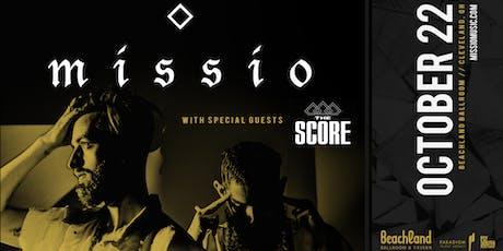 Missio • The Score tickets
