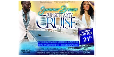 Summer Breeze Sunset Party Cruise