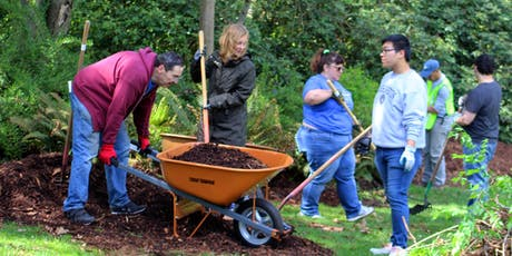 Fall Restoration Day in Volunteer Park tickets