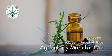 Buenas Prácticas Agrícolas y Manufactura (San Juan) tickets