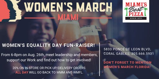 Women's Equality Day Fun-raiser