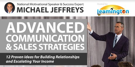 Lunch & Learn - Advanced Communications & Sales Strategies tickets